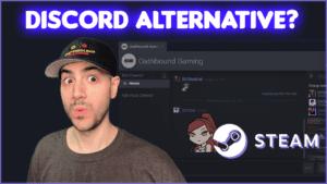 Steams Discord Alternative